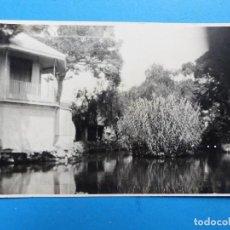 Postales: GODELLA, VALENCIA - UNA VISTA DEL LAGO - POSTAL FOTOGRAFICA. Lote 139503354