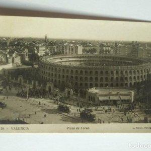Valencia Plaza de toros L.Rosin