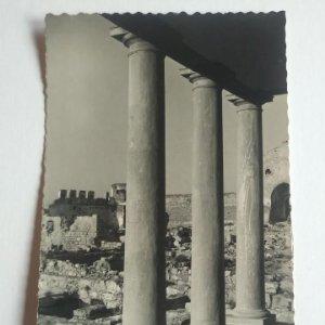 Sagunto Columnas del museo