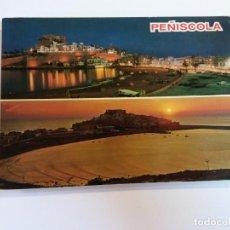 Postales: BJS.PEÑISCOLA.VALENCIA.SIN USAR.EDT. CYP.. Lote 141302138