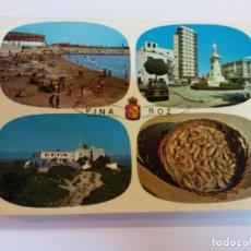 Postales: BJS.VINAROZ CASTELLON.VALENCIA.ESCRITA.EDT. HARRIS.N 45.. Lote 141303054