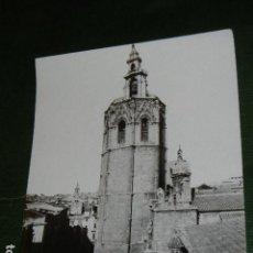 Postales: VALENCIA - EL MIGUELETE - ED. DARVI NUM.1 - TAMAÑO 20,5X15CM. Lote 141591246