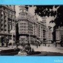 Postales: POSTAL DE VALENCIA PLAZA DEL CAUDILLO Nº 624 FOTO JPA CIRCULADA. Lote 141637566