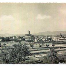 Postales: TARJETA POSTAL FOTOGRAFICA - UTIEL / VISTA GENERAL. Lote 141655994