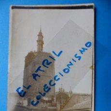 Postales: VALENCIA - VISTA DEL MIGUELETE - POSTAL FOTOGRAFICA. Lote 142023546