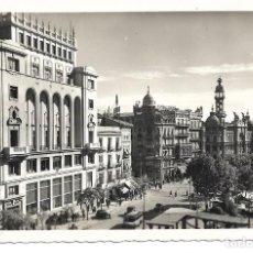 Cartoline: VALENCIA Nº 123 PLAZA DEL CAUDILLO , CORREOS .- EDICION CRIS-ADAM . Lote 142452690
