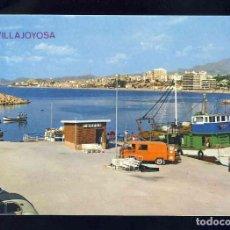 Postales: POSTAL DE VILA JOIOSA (VILLAJOYOSA, ALACANT): PORT (ED.ARRIBAS 3). Lote 142859366