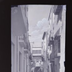 Postales: VINAROZ, CASTELLON - CLICHE ORIGINAL - NEGATIVO EN CELULOIDE - ED. ARRIBAS. Lote 142879762