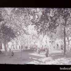 Postales: VINAROZ, CASTELLON - CLICHE ORIGINAL - NEGATIVO EN CRISTAL - ED. ARRIBAS. Lote 142880158