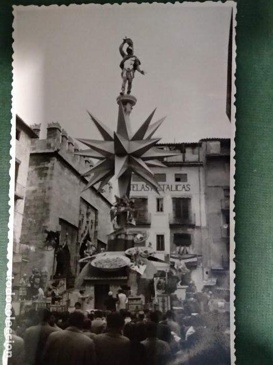 VALENCIA - LAS FALLAS - FOTOGRAFICA - FOTO BORDAS Y NUÑEZ, BURJASOT (Postales - España - Comunidad Valenciana Moderna (desde 1940))