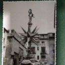 Postales: VALENCIA - LAS FALLAS - FOTOGRAFICA - FOTO BORDAS Y NUÑEZ, BURJASOT. Lote 143207522