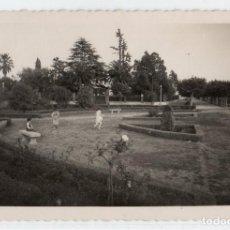 Postales: TARJETA POSTAL FOTOGRAFICA - BENICARLO / JARDINES Y PASEO DE LA LIBERACION. Lote 143921446