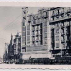Postales: TARJETA POSTAL FOTOGRAFICA - VALENCIA / CALLE DE SAN VICENTE. Lote 143924398