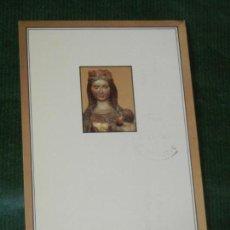 Postales: VALENCIA - L'ALCUDIA - VERGE D'ORETO - CIRC HACIA 1988. Lote 144777522