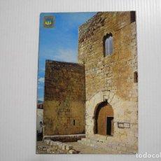 Postales: PEÑÍSCOLA. ENTRADA AL CASTILLO. N.5 ED. COMAS ALDEA. SIN CIRUCLAR.. Lote 144998594