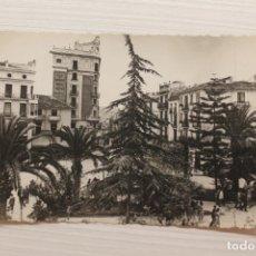Postales: POSTAL ALCIRA, PARQUE INGLÉS. Lote 145282114
