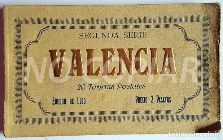PACK 20 POSTALES ANTIGUAS DE VALENCIA. NUEVO. SIN USO. (Postales - España - Comunidad Valenciana Antigua (hasta 1939))
