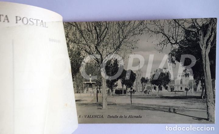 Postales: PACK 20 POSTALES ANTIGUAS DE VALENCIA. NUEVO. SIN USO. - Foto 3 - 146289158