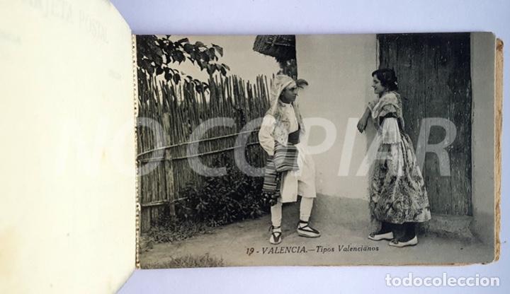 Postales: PACK 20 POSTALES ANTIGUAS DE VALENCIA. NUEVO. SIN USO. - Foto 5 - 146289158