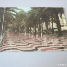 Postales: POSTAL ALICANTE SELLO PRIMER DIA. Lote 146622946