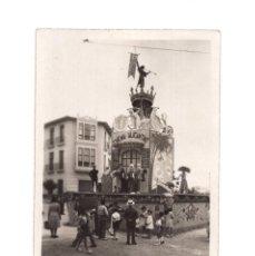 Postales: FOGUERES DE SAN CHUAN.(ALICANTE).- 1930. CASA SANCHEZ - POSTAL FOTOGRÁFICA. BENITO PEREZ GALDOS. Lote 146633006