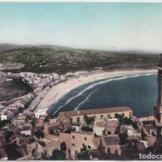 Postales: PEÑISCOLA (CASTELLON) - VISTA PARCIAL Y PLAYA. Lote 146707390