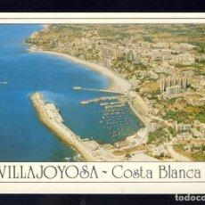 Postales: POSTAL DE VILA JOIOSA (ALACANT): VISTA AERIA (H.GALIANA 6). Lote 146932654