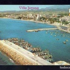 Postales: POSTAL DE VILA JOIOSA (ALACANT): VISTA AÈRIA DES DEL PORT (H.GALIANA 2). Lote 146935030