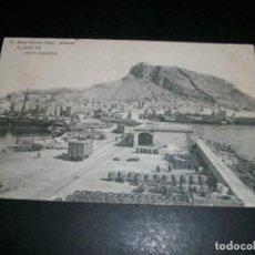 Postales: ALICANTE VISTA GENERAL. Lote 146985526