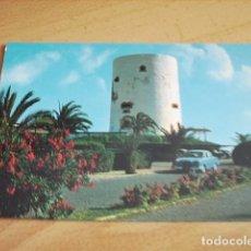 Postales: CABO ROIG ( ALICANTE ) CAFETERIA. Lote 147153930
