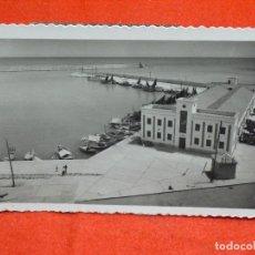 Postales: POSTAL BENICARLÓ. EL PUERTO.COMAS ALDEA Nº 6. Lote 147298046