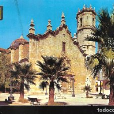 Postales: IGLESIA PARROQUIAL. BENICARLÓ. ALICANTE.. Lote 147458510