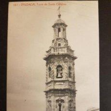 Postales: VALENCIA TORRE DE SANTA CATALINA. Lote 147521814