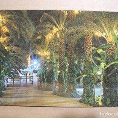 Postales - Elche. Parque municipal iluminado. n. 56 Ed. Garcia Garrabella. Nueva - 147634514