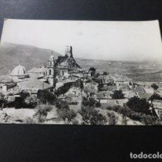 Postales: BAÑERES ALICANTE VISTA PARCIAL. Lote 147821766