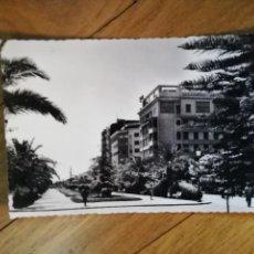Postales: TARJETA POSTAL DE VALENCIA - AVDA. JACINTO VENABENTE REF º 554- CIRCULADA AÑO 1957. Lote 147935702
