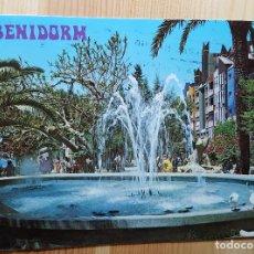Postales: BENIDORM PARQUE DE COLON Nº177 - ED. HNOS GALIANA. Lote 148067914