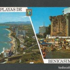 Postales: POSTAL SIN CIRCULAR - BENICASSIM 93 - CASTELLON - EDITA ESCUDO DE ORO. Lote 148123282