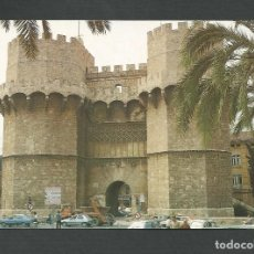 Postales: POSTAL SIN CIRCULAR - VALENCIA 1435 - TORRES DE SERRANO - EDITA DURA VELASCO. Lote 148123670