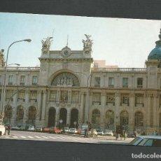 Postales: POSTAL SIN CIRCULAR - VALENCIA 1367 - EDIFICIO CORREOS Y TELEGRAFOS - EDITA DURA VELASCO. Lote 148126682