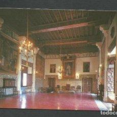 Postales: POSTAL SIN CIRCULAR - GANDIA - VALENCIA 8 - PALACIO DEL SANTO DUQUE - EDITA JDP. Lote 148126866