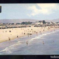 Postales: POSTAL DE BURRIANA (CASTELLO): PLATJA (ED.COMAS ALDEA 6). Lote 148857050