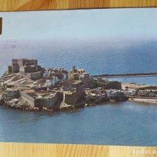 Postales: PEÑISCOLA VISTA AEREA Nº10 - ED. COMAS ALDEA. Lote 149006062