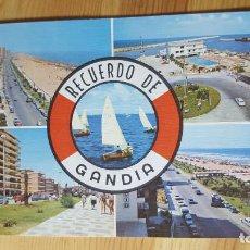 Postales: GANDIA Nº 46 . ED ARRIBAS. Lote 149006186