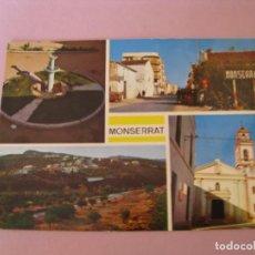 Postais: MONSERRAT (VALENCIA). ED. ARTFI. ESCRITA. 1968.. Lote 150165538