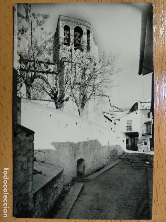 MORELLA, CALLE DE COLOMER, COMERCIAL PRAT 15. (Postales - España - Comunidad Valenciana Moderna (desde 1940))