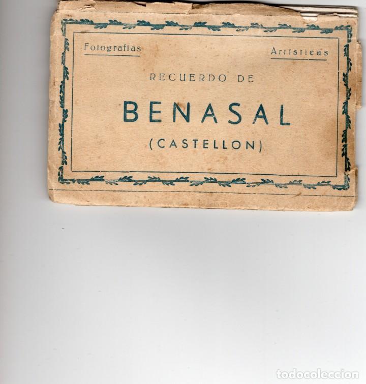 BENASAL. BLOC DE 10 POSTALES (Postales - España - Comunidad Valenciana Antigua (hasta 1939))