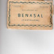 Postales: BENASAL. BLOC DE 10 POSTALES. Lote 150665634