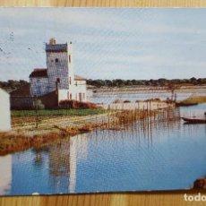 Postales: VALENCIA DETALLE DE LA ALBUFERA Nº13 ED. JDP. Lote 150705754