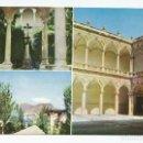 Postales: POSTAL DE ORIHUELA-EDICIONES F.R. LLOPIS-N º4 ESTACION,CRUZ Y SANTO DOMINGO -1964-SIN CIRCULAR-MBC. Lote 150811678